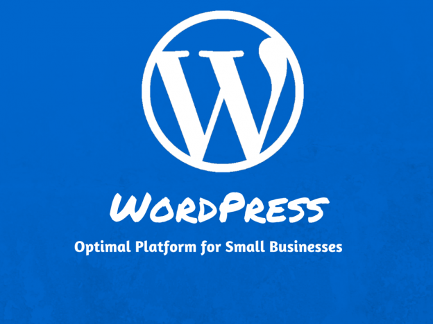 Why WordPress is an optimal platform for small scale firms?