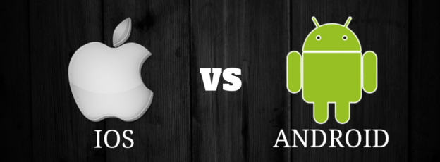 iOS vs Android Operating System For App Development – The Endless Combat!