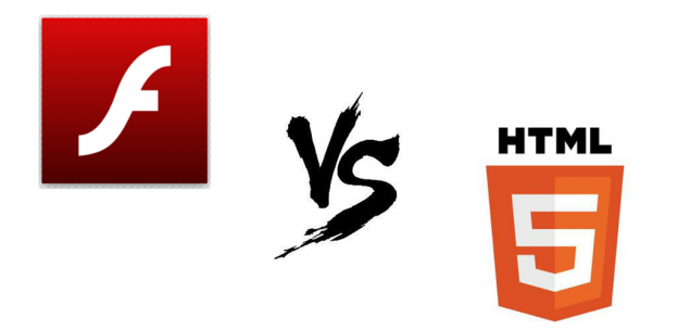 Flash or HTML5 – Which one to choose?