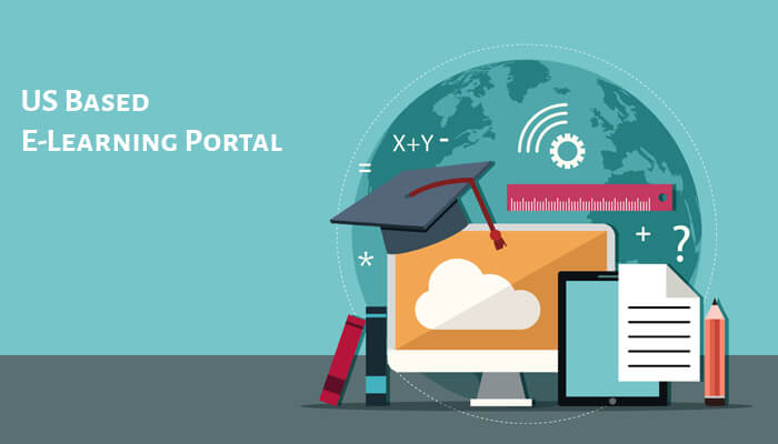 US Based E – Learning Portal