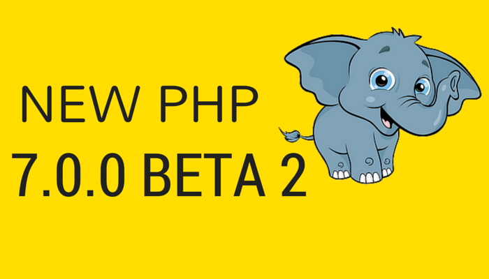 Unveiling the features of PHP 7.0.0 Beta 2