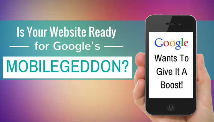 Why Mobilegeddon Cannot Be Left Out Of The Picture?