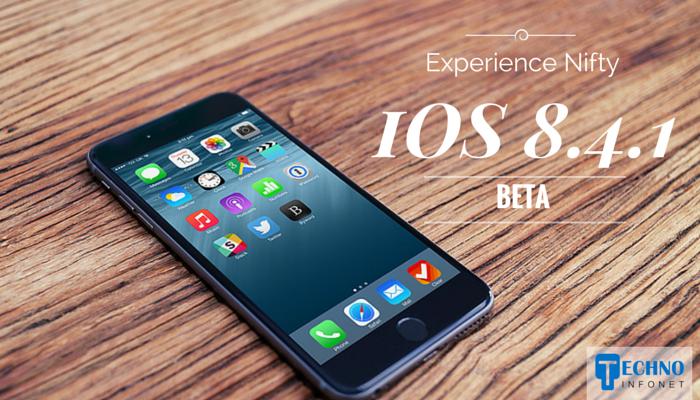 What Apple's iOS 8.4.1 beta release brings?