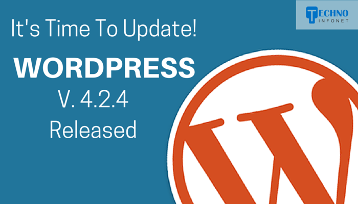 Amazing WordPress 4.2.4 Security and Maintenance is now available!