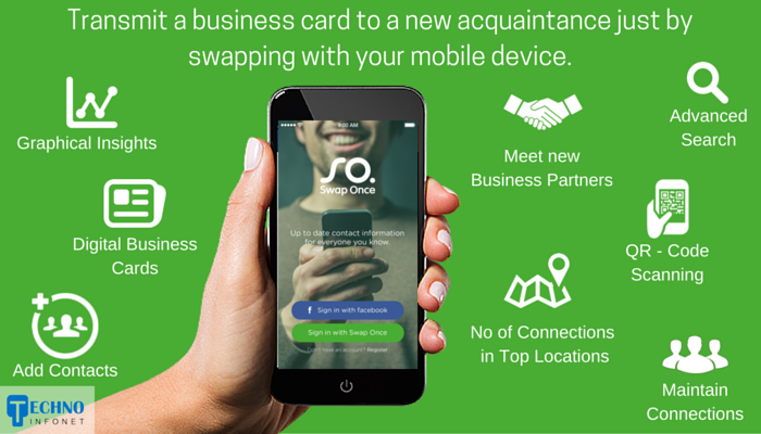 Digital Business Card App – A Revolution in the Modern Business World