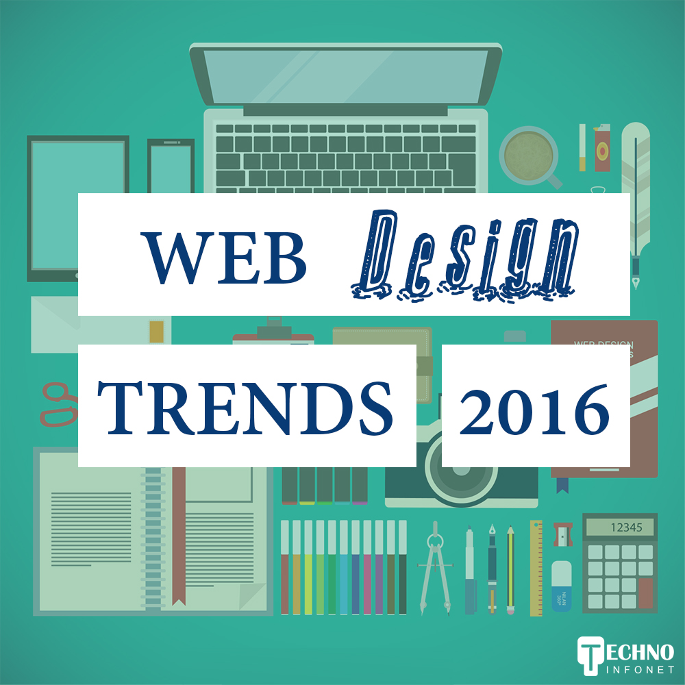 8 Web Design Trends Prediction for 2016 and Beyond