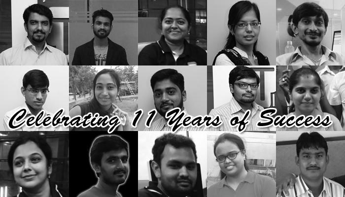 Techno Infonet's 11th Year Anniversary!