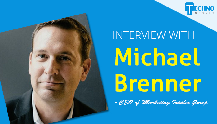 The Best Interview With Michael Brenner Ever!