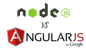 Discrepancy of the 2 Supernovas of JavaScript: AngularJS and Node.js