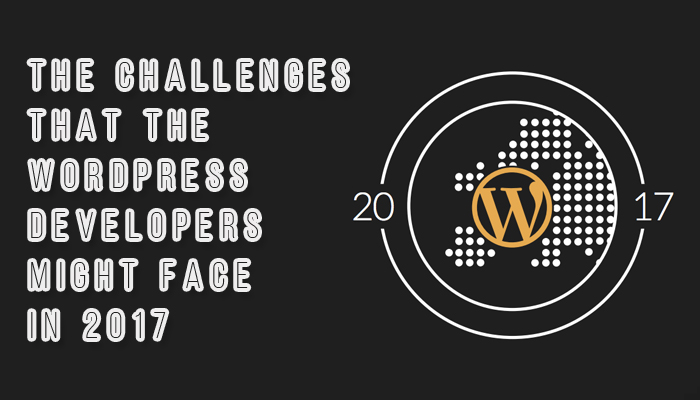 The Challenges that the WordPress Developers Might Face in 2017