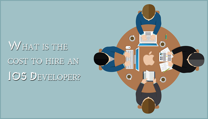What is the cost to hire an IOS Developer?