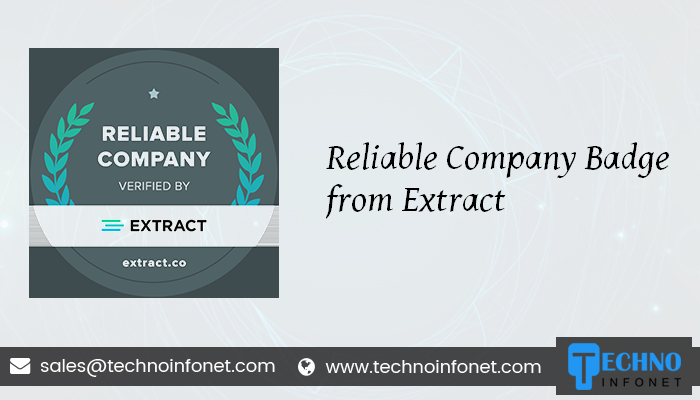 Reliable Company Badge from the Extract Research