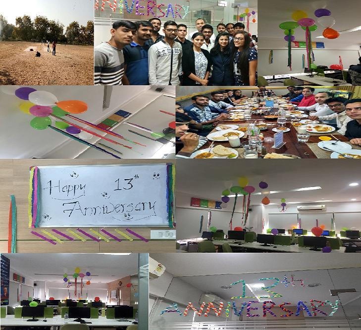 13th Corporate Anniversary Celebration