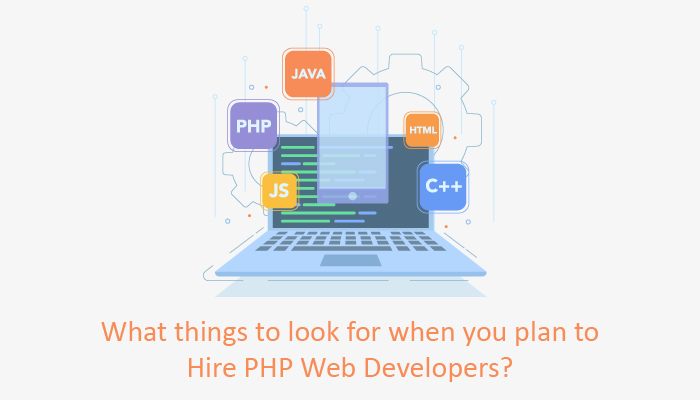 What things to look for when you plan to Hire PHP Web Developers?