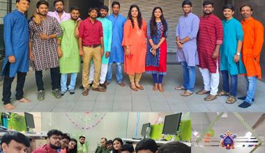 Diwali Celebration 2019 at Techno Infonet