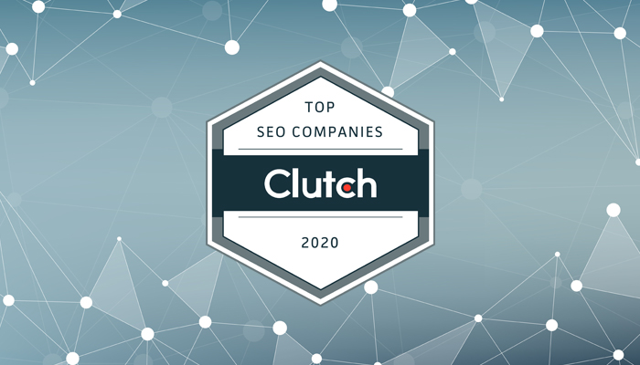 Techno Infonet is named a Top SEO Company in India by Clutch.co!