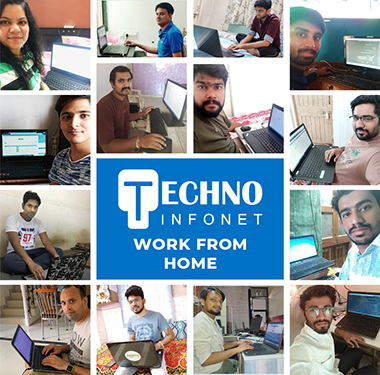 Grow your business with Techno Infonet as our team is working from home