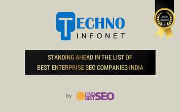 Standing ahead in the list of #8 best Enterprise SEO companies India
