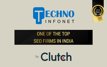 Techno Infonet is one of the Top SEO Firms in India by clutch.co