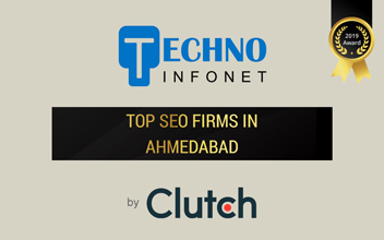 Techno Infonet is at Top for SEO Firms in Ahmedabad by clutch.co