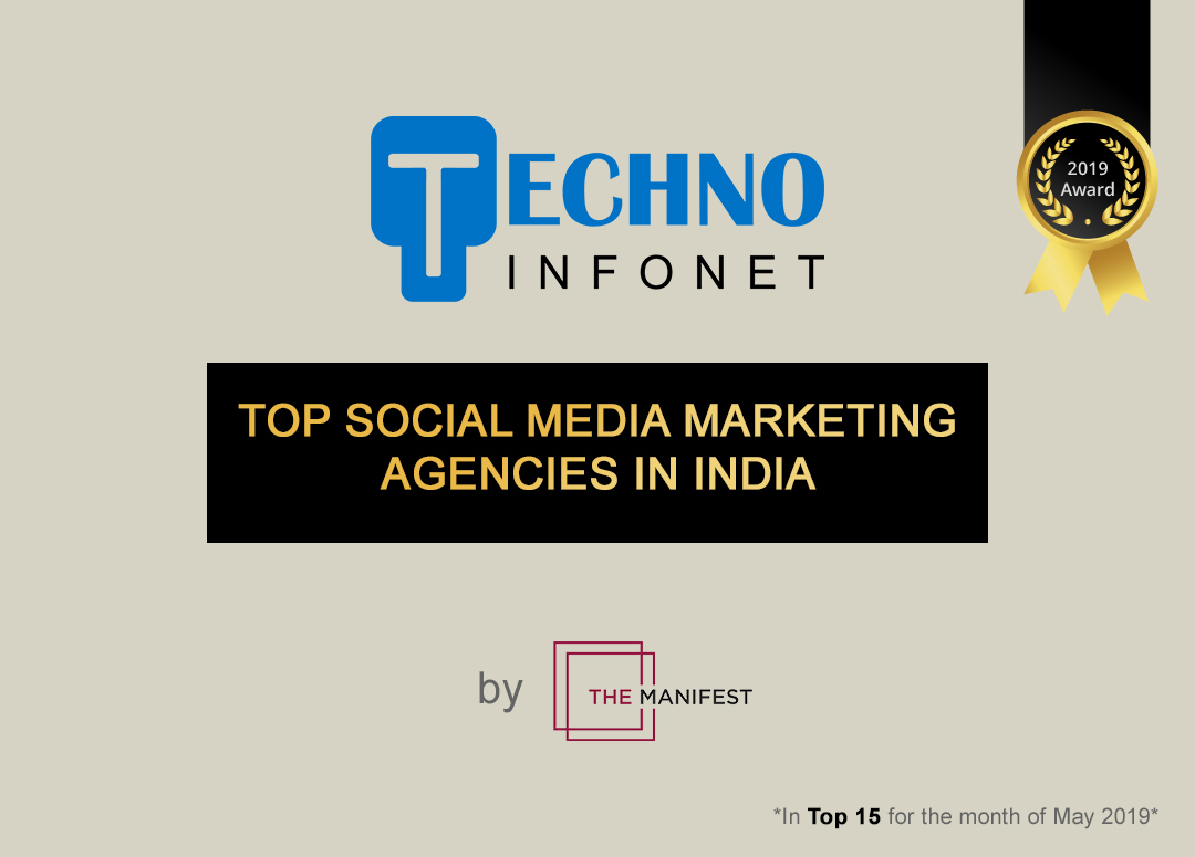 One more feather to our cap: Techno Infonet graded amongst the top social media companies!