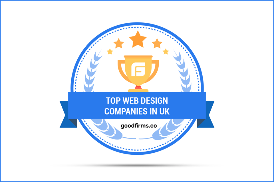Techno Infonet named in Top 10 UK Web Designing companies for Q3 2019 at goodfirms.co