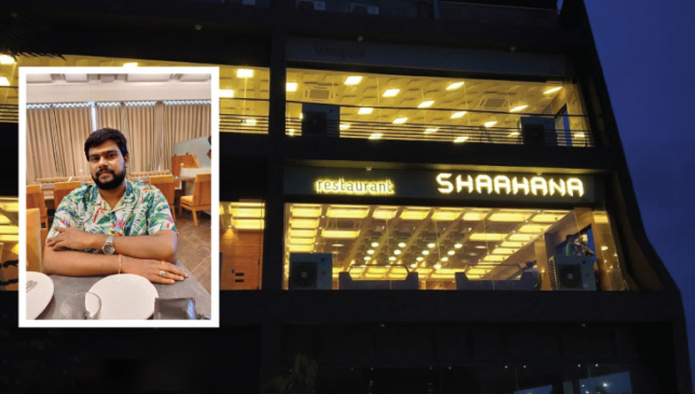 Employee Of The Month Experience By Bhargav Upadhyay At Shaahana Restaurant