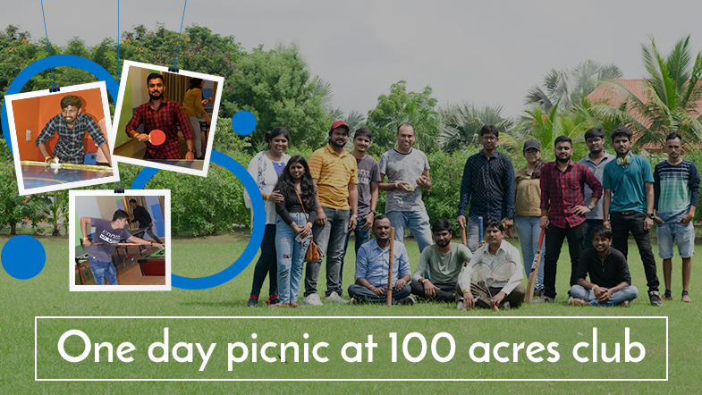 One-day Picnic at 100 Acres